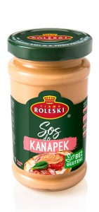 Sos do kanapek 240g Roleski